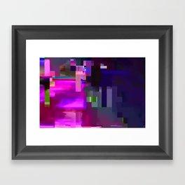 scrmbmosh247x4a Framed Art Print