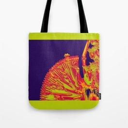 Quan Yin-Purple Tote Bag