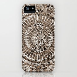 MANDALA KAMALAMAI iPhone Case