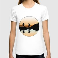 hiking T-shirts featuring HIKING by Şemsa Bilge (Semsa Fashion)