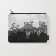 Wisdom of Nature Carry-All Pouch