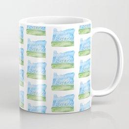 Oregon Home State Coffee Mug