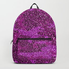 Glitter Look in Pink Camo Backpack