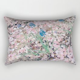Shine : cherry blossom Rectangular Pillow