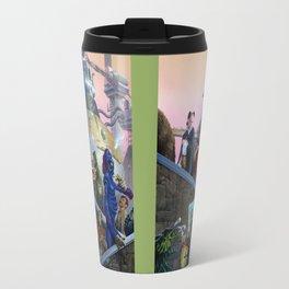 Immigrants Travel Mug