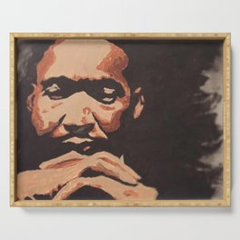 Dr. King Serving Tray