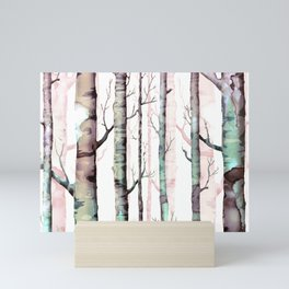 trees Mini Art Print