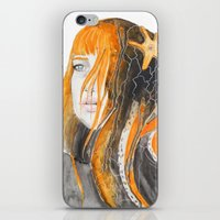 tangled iPhone & iPod Skins featuring Tangled by Kylerg