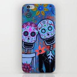 Til Death Do Us Part iPhone Skin