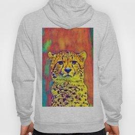 AnimalColor Cheetah 009 Hoody