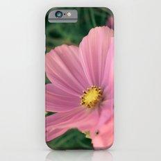 Wild flower in pink iPhone 6s Slim Case