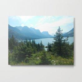 Mountains, Too Metal Print