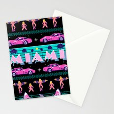 Miami Christmas Stationery Cards