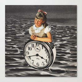 Time Zone IV Canvas Print