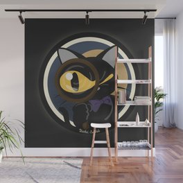 Detective Wall Mural