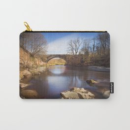 Riverside view Carry-All Pouch