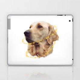 Angelic Doggo Laptop & iPad Skin
