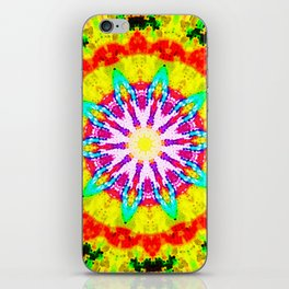 Color Fury iPhone Skin