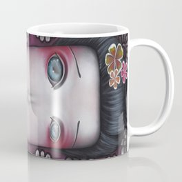 Inevitable silense  Coffee Mug