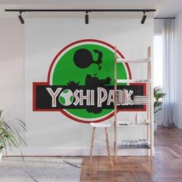 Yoshi Park Wall Mural