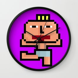 Little Dude Wall Clock