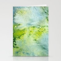 acid Stationery Cards featuring Acid by Cro_Ki