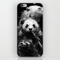 bears iPhone & iPod Skins featuring bears by kian02