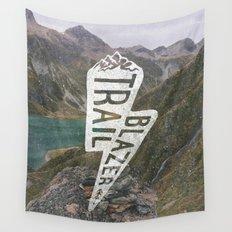 Trail Blazer Wall Tapestry