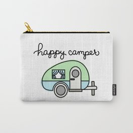 Happy Camper Carry-All Pouch