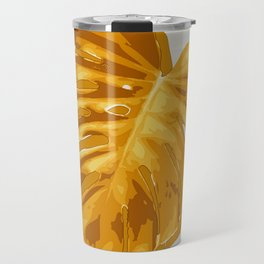 Monstera, Santa, SOMMAR Limited Edition #1 Travel Mug