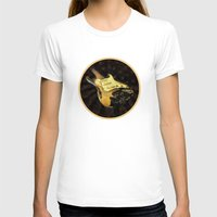50s T-shirts featuring My AMERICAN RELIC STRATOCASTER® Custom Shop by k_design