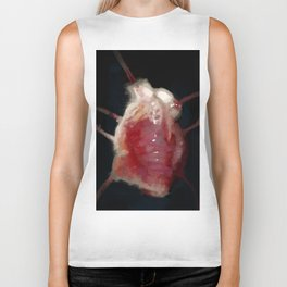 Mutated heart Biker Tank