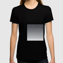 Topography by Friztin T-shirt