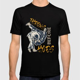 Throws Before Hoes T-shirt