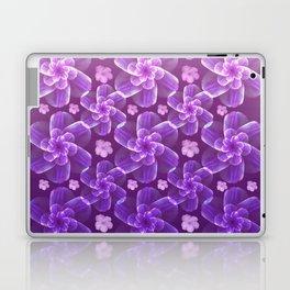 flowing florals Laptop & iPad Skin