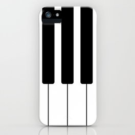 Piano Keys - Music iPhone Case