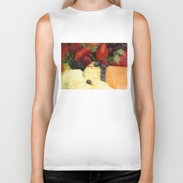 Mixed Fruit Biker Tank
