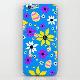 Easter Egg Hunt iPhone Skin