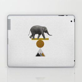 Tribal Elephant Laptop & iPad Skin
