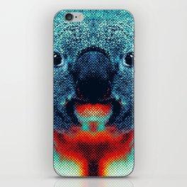 Koala - Colorful Animals iPhone Skin
