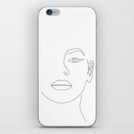 Queen B iPhone Skin