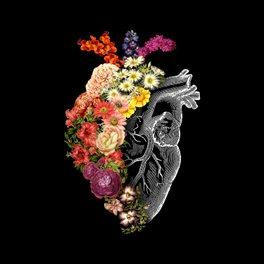 Art Print - Flower Heart Spring - Tobe Fonseca