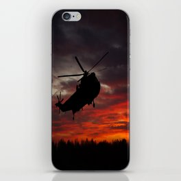 Sunrise Search And Rescue iPhone Skin