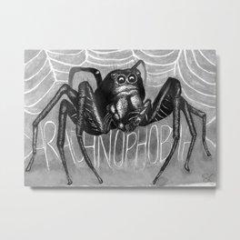 Arachnophobia Metal Print