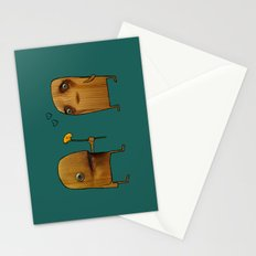 Wood He Love Me? Stationery Cards
