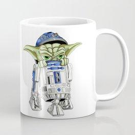 D2d2 yoda Coffee Mug