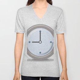 Clock Nine Unisex V-Neck