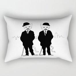 Thomson and Thompson Rectangular Pillow