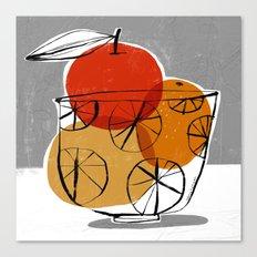 SIMPLE FRUIT Canvas Print