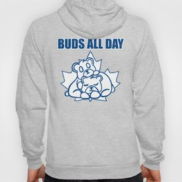Buds All Day Hoody